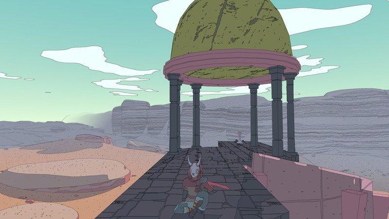 Captura de pantalla de Tower Sable