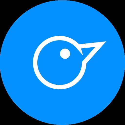 logotipo de tweet