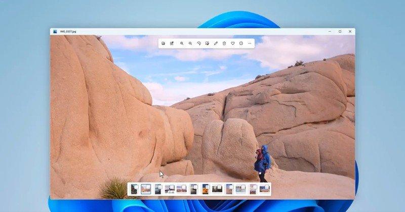 Fotos de Windows 11