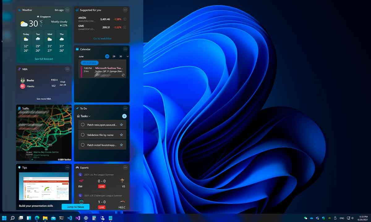 Windows 11 ya está en el canal de vista previa