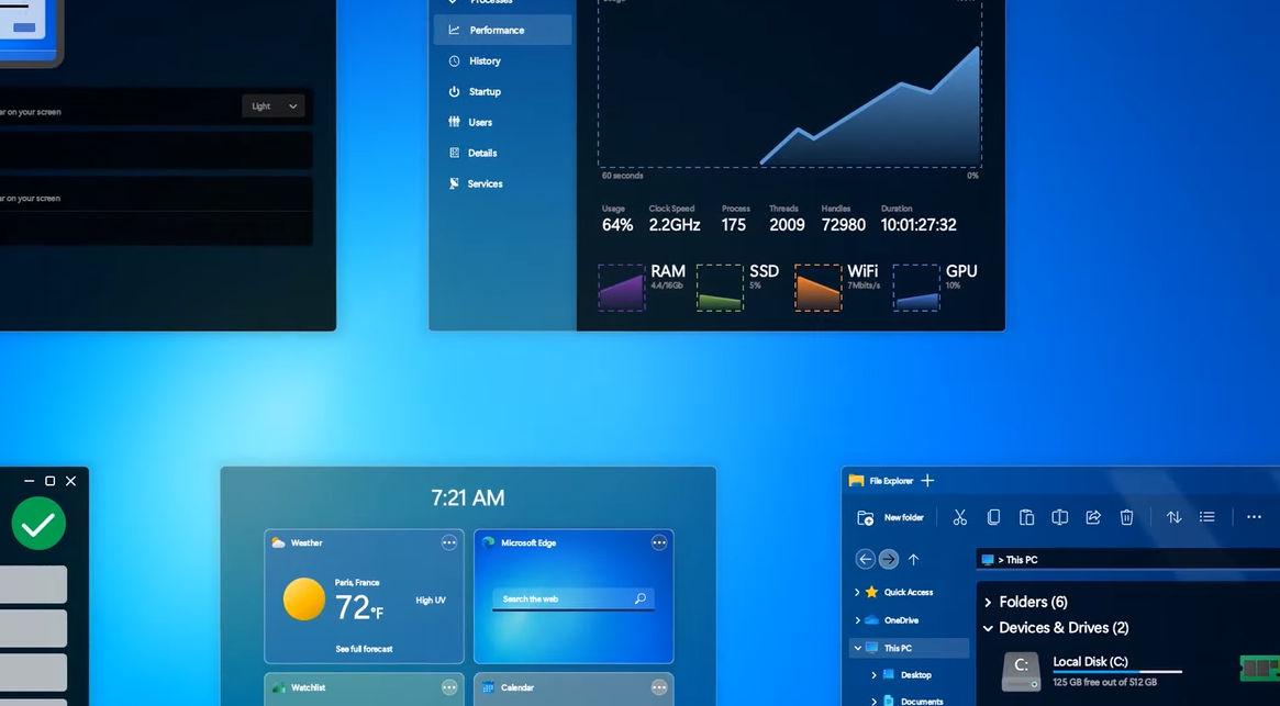 Windows 7 2021